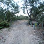 Gate on Tunnel track near Bulls Quarry (203950)