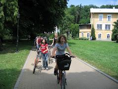 Nałęczów - Park zdrojowy