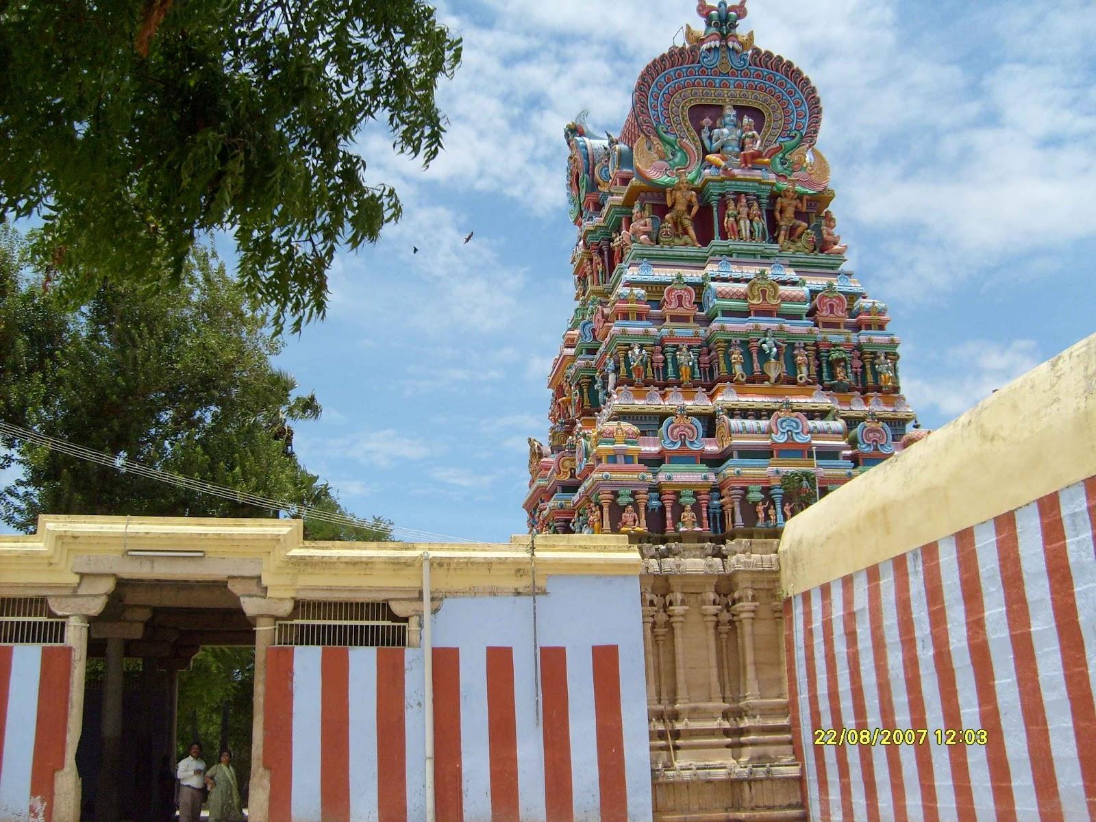 Sri Srinivasa Perumal Temple (Thirukulandhai) Tirunelveli - Divya Desam 71