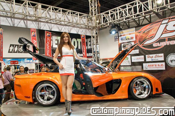 VEILSIDE FORTUNE MAZDA RX-7 TOKYO DRIFT JSK Manila Auto Salon Custom Pinoy Rides Philip Aragones pic8