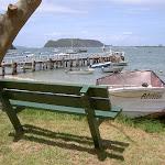 Seat near Mackerel Wharf (30302)