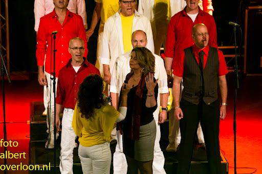 Zang & theatergroep Oker een Sneak Preview van de nieuwe theatershow 'Showbizz' 31-05-2014 (35).jpg