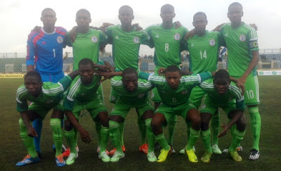 Golden Eaglets Chase Ticket Against Guinea