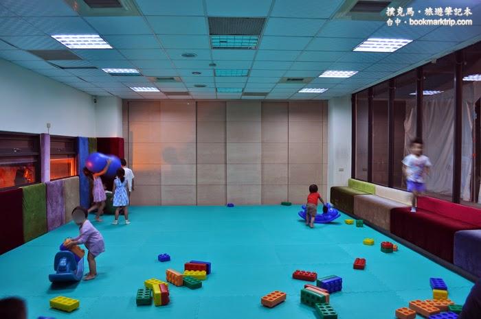 水舞饌人間茶房兒童遊戲區