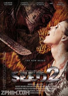 Tử Thần Sa Mạc 2 - Seed 2 (2014) Poster