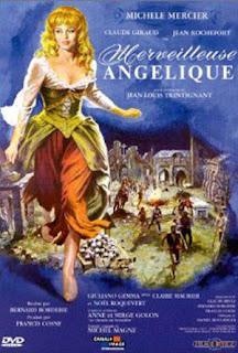 Kiều Nữ Angelique - Merveilleuse Angelique - 1965