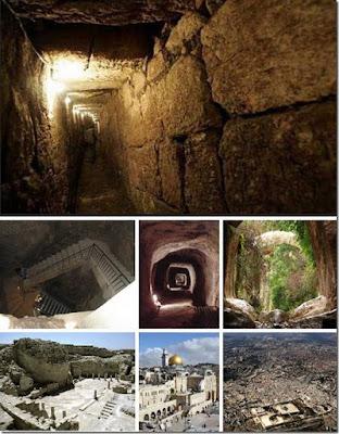 Saluran Bawah Tanah Kuno, Teknologi Zaman Dahulu Yang Menakjubkan