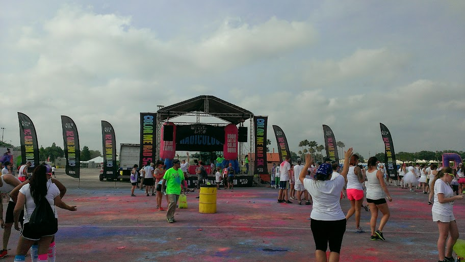 IMAG5184 Another Colorful Time! My Color Me Rad Recap