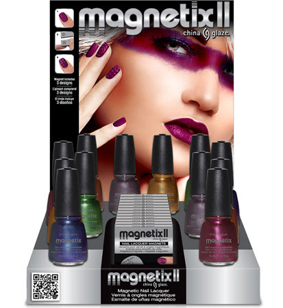China Glaze Magnetix II Nail Polish Collection