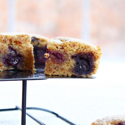 Blueberry Bliss Bars