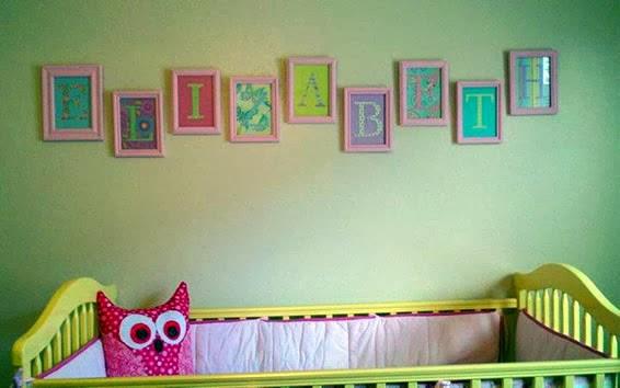 Almofada coruja para quarto de bebê