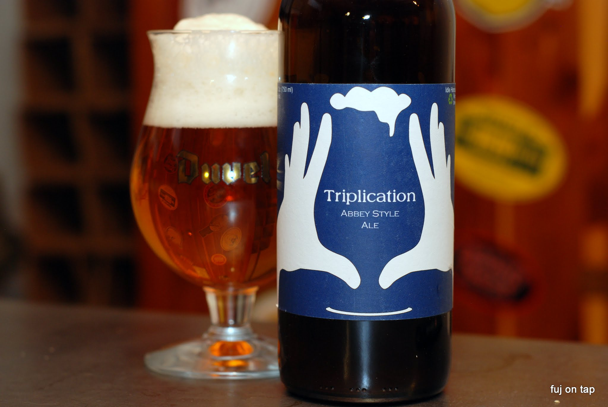 Idle Hands Triplication