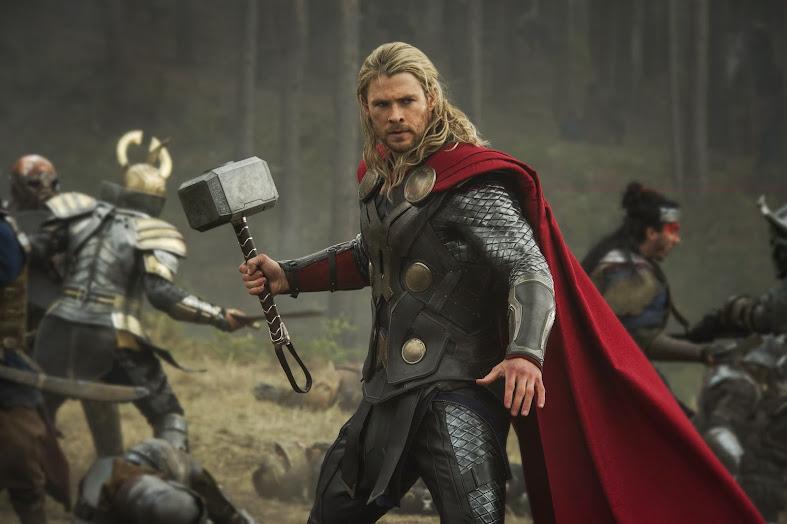 """New """"Thor: The Dark World"""" Trailer #ThorDarkWorld"""