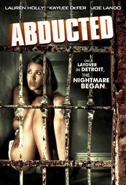 Poster Of English Movie Abducted (2013) Free Download Full New Hollywood Movie Watch Online At Alldownloads4u.Com