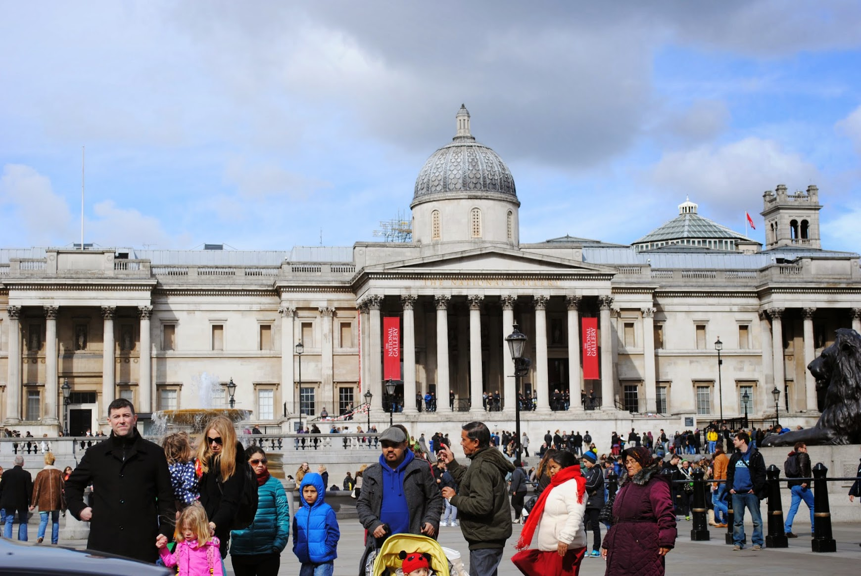 My Photos: London -- The National Gallery