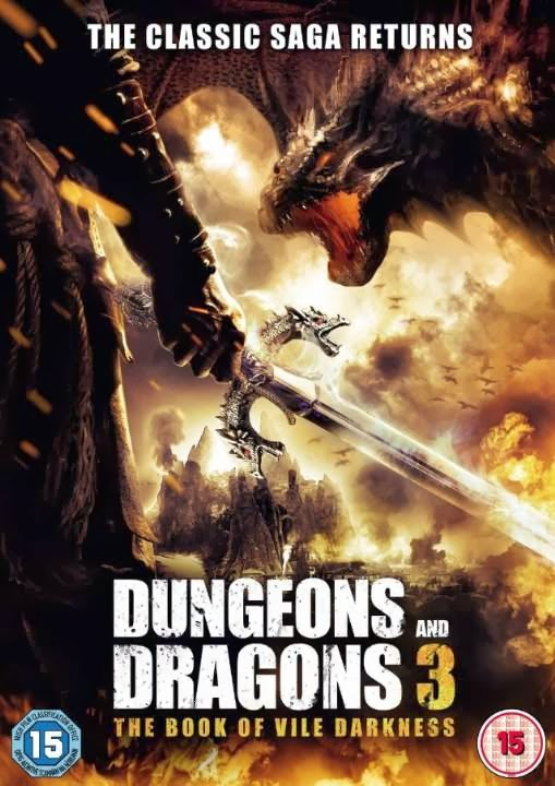 Poster Of Dungeons & Dragons 3 (2012) Full Movie Hindi Dubbed Free Download Watch Online At Alldownloads4u.Com