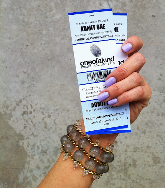 Free tickets to One of a Kind Show