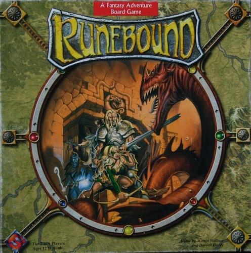 Igrali smo: Runebound