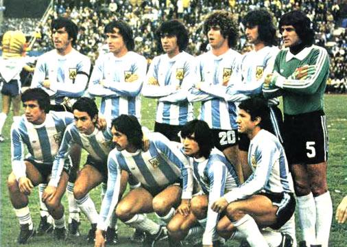 Argentina 6 Peru 0 Mundial 1978