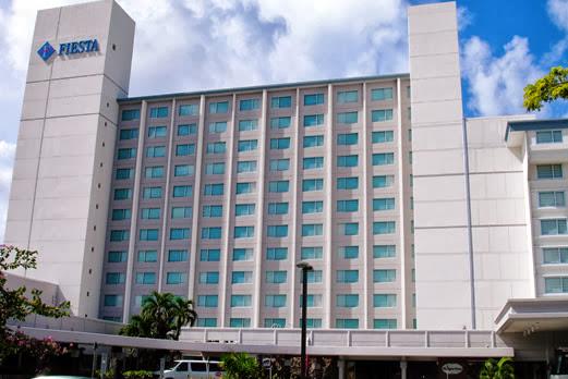 フィエスタ・リゾート・グアム 外観イメージ