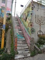 Piano Stairs, Valparaiso