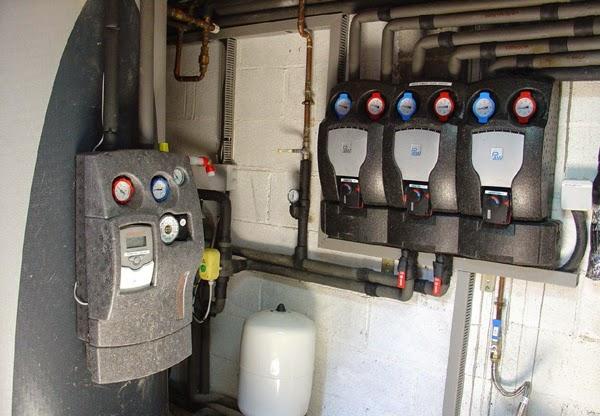 Cambiar la caldera por una de bajo consumo