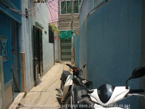 Bán nhà Thích Quảng Đức , Quận Phú Nhuận giá 3, 1 tỷ - NT81