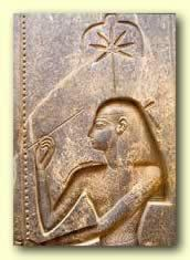 Goddess Seshat Image