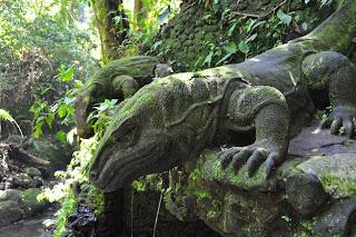 Monkey Sanctuary - Ubud, Bali