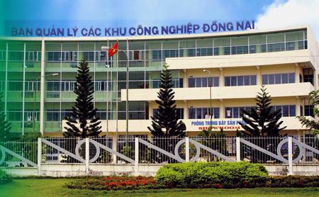 Khu công nghiệp Đồng Nai - thành lập doanh nghiệp Đồng Nai, thành lập công ty Đồng Nai