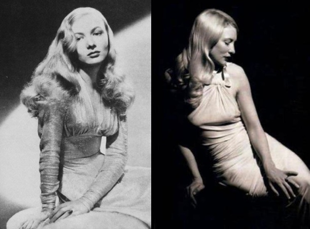 veronica lake last photo