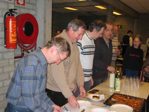 Van een goede samenwerking tussen KWB Gooik & Strijland en KWB Leerbeek gesproken.