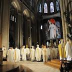 Seligsprechung Petrus-Adrian Toulorge OPraem - Pontifikalamt - Kathedrale Coutances - 29. April 2012