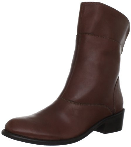 Diba Women's Gib Son Ankle Boot,Cognac/Distressed Suede,7.5 M US