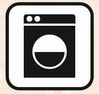 Laundry at DVC Resorts