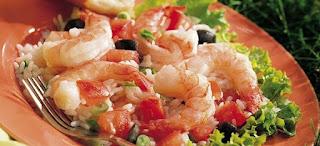Γαρίδες εκλεκτές, Γαρίδες Special,Shrimp Special.