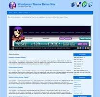 Online Casino Template 943