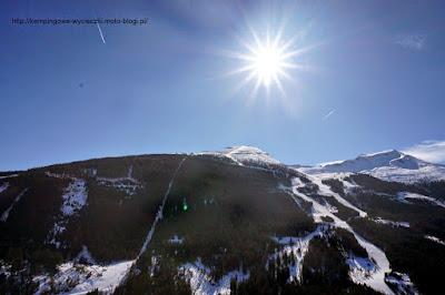na zdjęciu szczyt Stubnerkogel