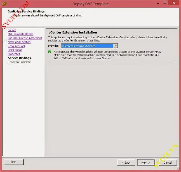 deploy vSphere App Ha (11)