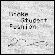 Grab button for Broke Student Fashion