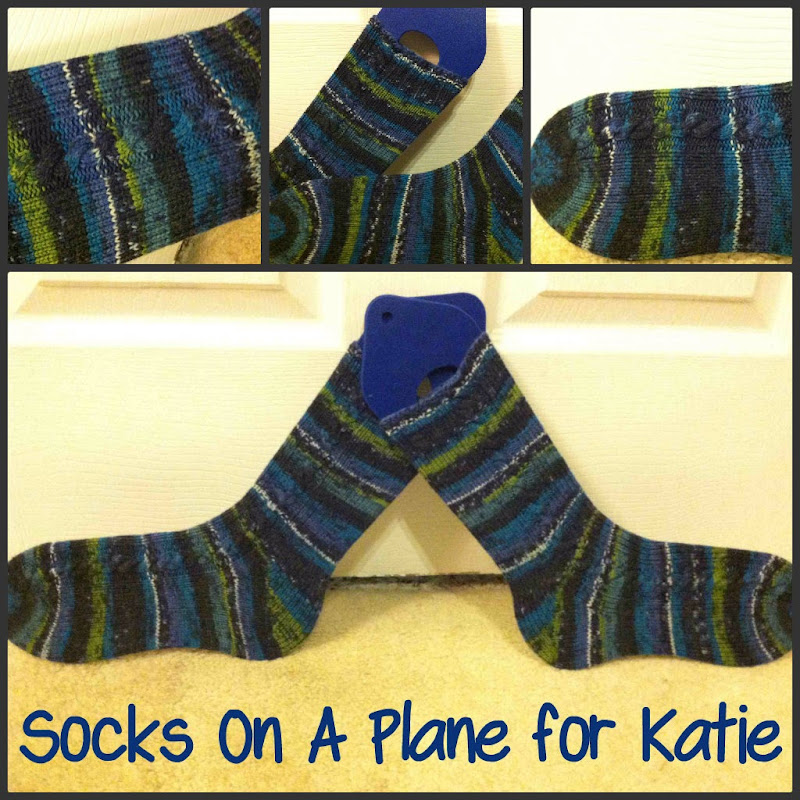 Socks On A Plane for Katie