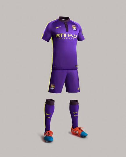 áo bóng đá - ao bong da Mancity 2015 - 2016