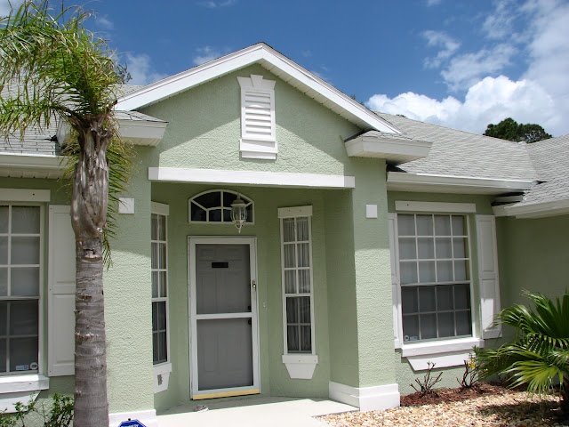 Awesome Painting Exterior Stucco Images - Amazing House Decorating ...