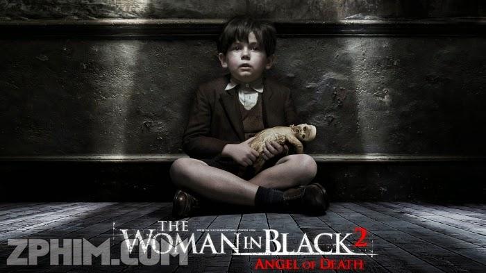 Ảnh trong phim Thiên Sứ Tử Thần - The Woman in Black 2: Angel of Death 1