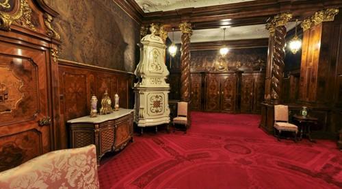 Turul virtual al Castelului Peleş