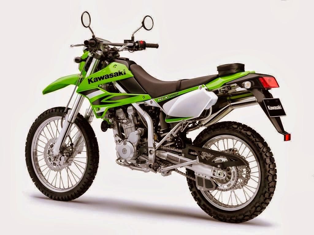 Modifikasi Kawasaki Trail Klx 250 Klx 250 Harga Kawasaki