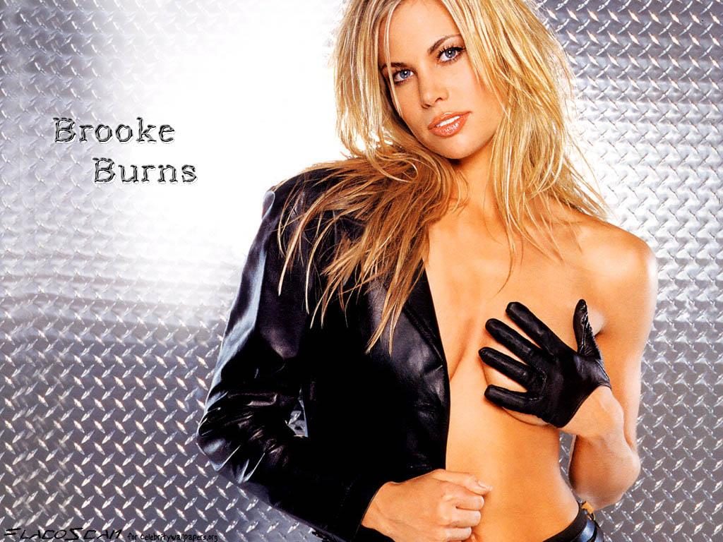 Brooke Burns Topless wonders of the world: brooke burns topless