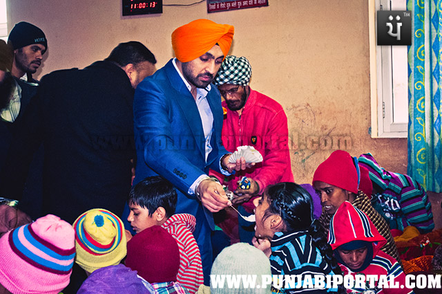 Sanjh Foundation - A charitable NGO by Diljit Dosanjh