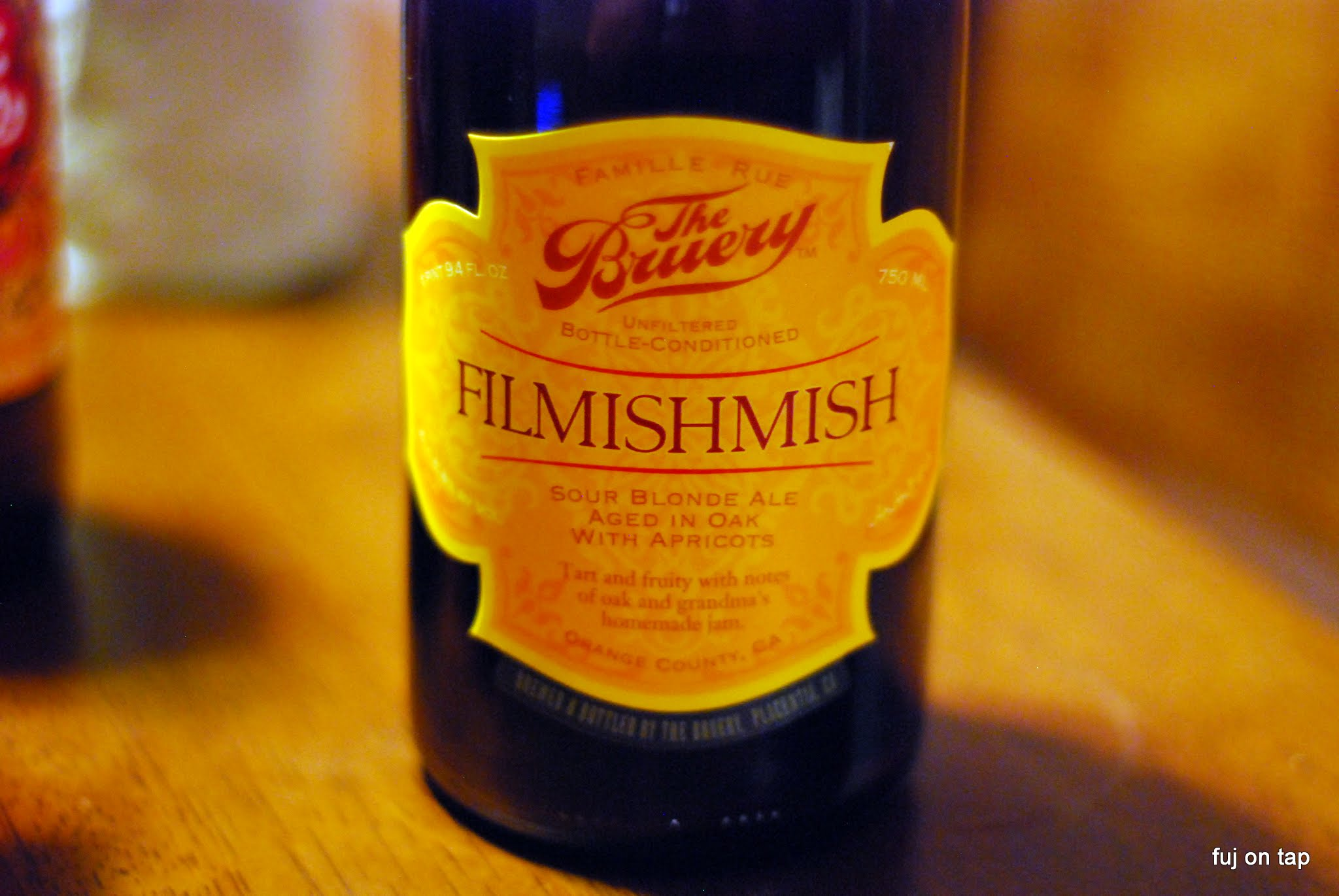 The Bruery Filmishmish