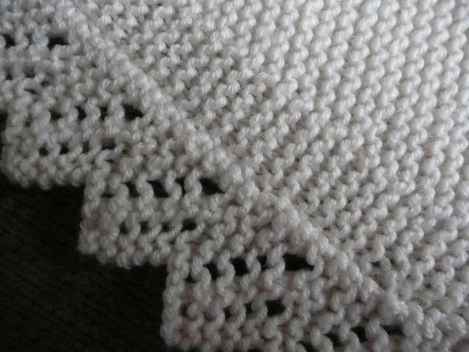Colorful Knitted Lace Edging Patterns Pictures - Blanket Knitting ...